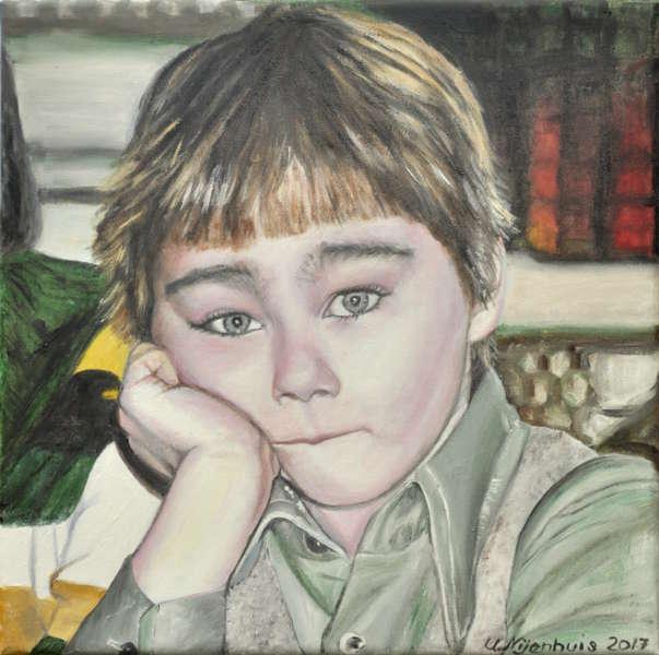 Christian, Gemälde