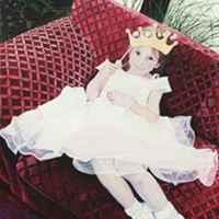 Die Prinzessin auf dem Sofa