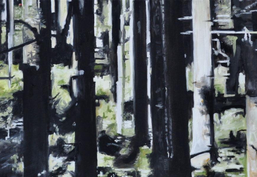 Rotkäppchen, Gemälde